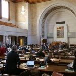Nebraska state budget headed to final vote in Legislature