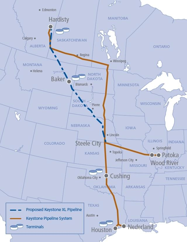 transcanada-keystone-xl-pipeline-map