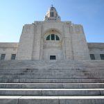 Nebraska Capitol North Steps