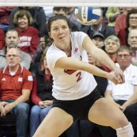 Foecke Living her Dream, On and Off the Court