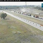 Serious crash closes I-80 in between Kearney and Shelton