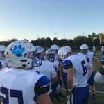 KHS JV and Varsity Football Teams Quarantined