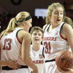 Huskers Can't Close Upset Bid at No. 19 Northwestern