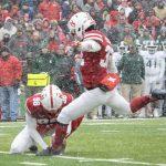 Kicker Barret Pickering has left Nebraska Football