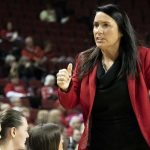 No. 22 Indiana Dominates Fourth, Huskers Fall 81-53