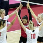 Husker Volleyball, Wrestling Ranked Preseason No. 5