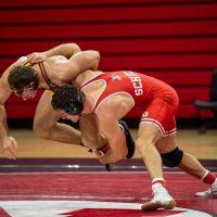 Wrestling vs Minnesota