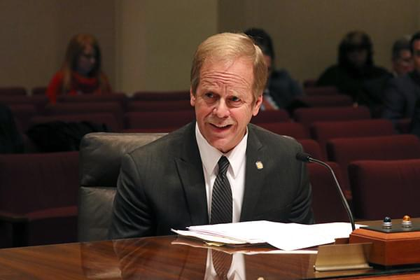 Senator proposes state takeover of K-12 school funding