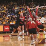 Stivrins & Sun preseason All-Big Ten, Huskers picked third by league coaches