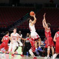 Men's Basketball vs South Dakota