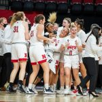 Huskers begin WNIT with dominating win