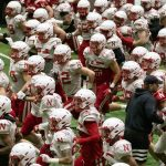 PHOTOS: Huskers open practice for first time since 2019