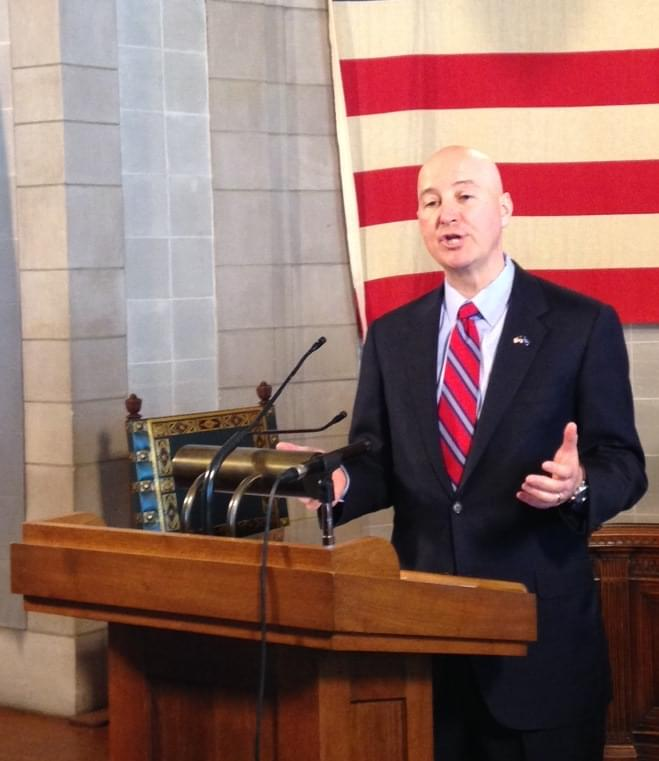 Governor Ricketts Thanks Pres. Trump, HUD for $108.9 Million in Federal Disaster Recovery Funding