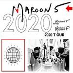 Maroon 5 – Rescheduled to 2021