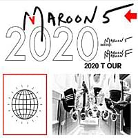 Maroon 5 – Rescheduled to 2021