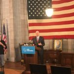 Governor Ricketts, University of Nebraska President Carter Discuss College Students Returning to Campus