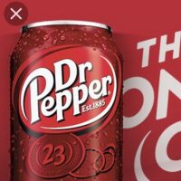 Dr Pepper update