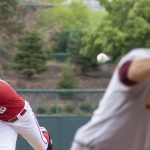 Nebraska Bounces Back, Defeats Arizona State 2-1