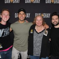Lisa and Bic with Dan & Shay