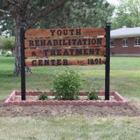 Geneva YRTC sign
