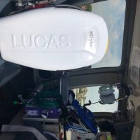 LUCAS devices in AirCare helicopter