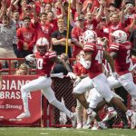 JD Spielman Leaves Nebraska Football