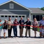 Governor Ricketts Cuts Ribbon on New Home in Holdrege Constructed with Rural Workforce Housing Funds