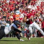 Nebraska Quarterback Martinez Named to Maxwell Award Watch List
