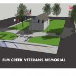 Elm Creek Veterans' Memorial Design Unveiled