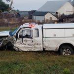 Nebraska State Trooper Injured in Crash in Saline County