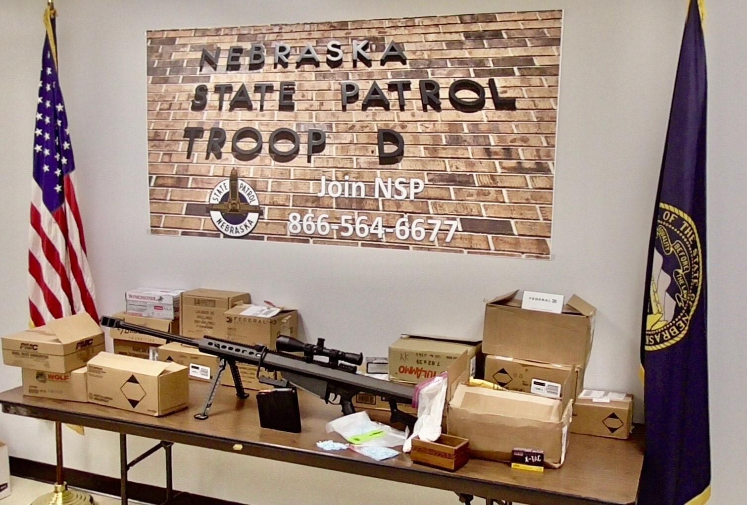 Investigators Find Controlled Pills at North Platte Business