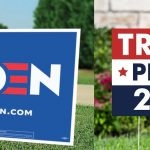 Political campaign yard sign thefts reported in Kearney