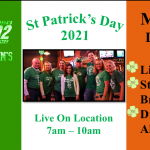 Knickty Knack St. Paddy's Is Back In 2021