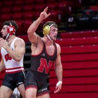 Wrestling vs Wisconsin