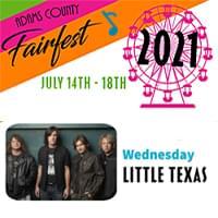 Little Texas Adams Co. Fairfest