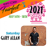 Gary Allan – Adams Co. Fairfest