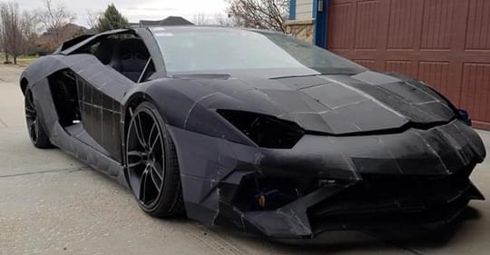 3D Printing a Lamborghini