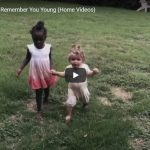 Thomas Rhett Creates Home Video For 'Remember You Young'