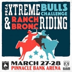 PRCA Xtreme Bulls Challenge & Ranch Bronc Riding