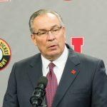 NU Athletic Director Bill Moos Releases Statement Regarding Coronavirus Fallout