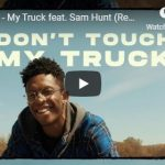 "Breland's ""My Truck"" Remix With Sam Hunt"