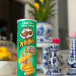 Sweet Corn Pringles