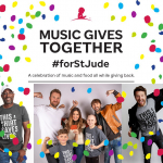 Music Gives Together for St. Jude