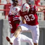 Nebraska Survives Penn State for First Win of 2020