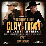 Clay Walker & Tracy Lawrence