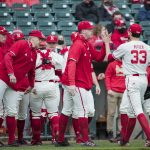 Nebraska baseball moved up Friday to avoid rain