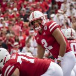 Husker Coaching Staff Addresses Last Saturday's Offensive Struggles