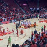 Nebraska Women Stay Undefeated on Strong Second Half