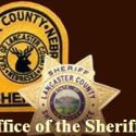 Lancaster County Sheriff's office Investigates Two Fatal Accidents.