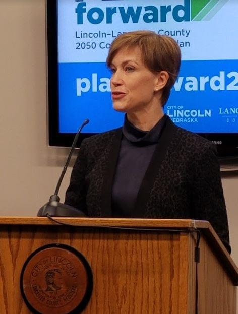 Mayor Asks Residents To Help Determine Direction Of Lincoln-Lancaster County Plan For 2050
